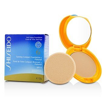Shiseido Tanning Compact Foundation N SPF6 - Natural