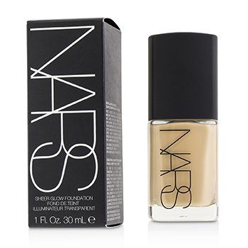 NARS Sheer Glow Foundation - Deauville (Light 4)