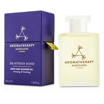 Aromatherapy Associates De-Stress - Mind Bath & Shower Oil