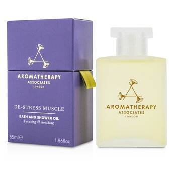 Aromatherapy Associates De-Stress - Muscle Bath & Shower Oil