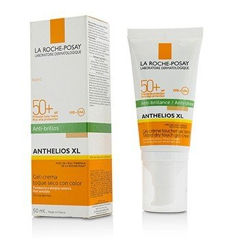 Anthelios XL Tinted Dry Touch Gel-Cream SPF50+ - Anti-Shine