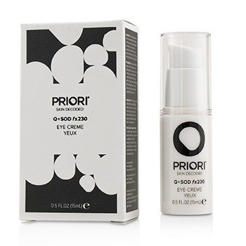 Priori Q+SOD fx230 - Eye Creme