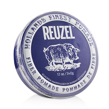 Reuzel Fiber Pomade (Firm, Pliable, Low Shine, Water Soluble)