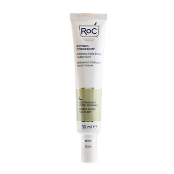 Retinol Correxion Wrinkle Correct Night Cream - Advanced Retinol With Exclusive Mineral Complex
